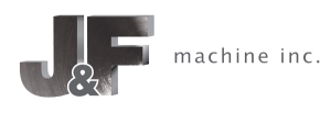J & F Machine Logo